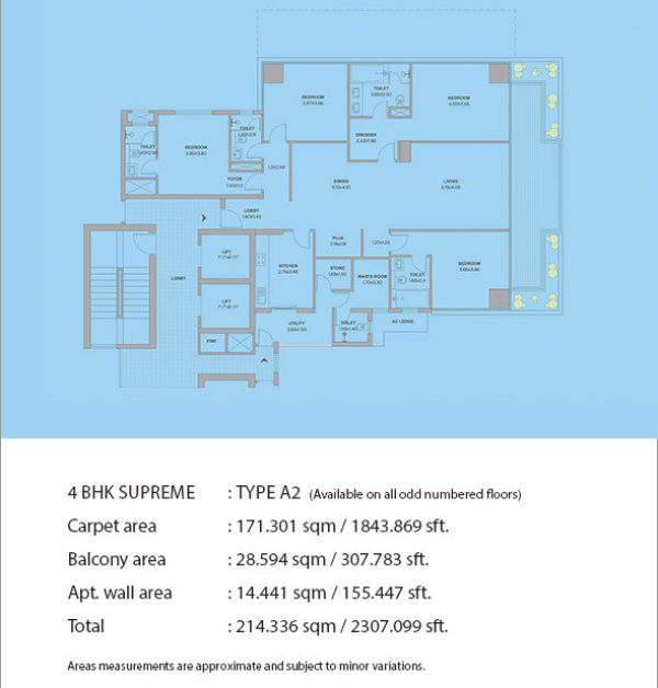 4bhk-supreme-type-a2